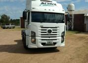Excelente vw 17-250 tractor mod 2013 con 350000 km