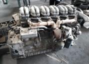 Vendemos motor scania k124 360 hp con bomba inyectora