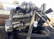 Motor cummins 6 bt 5.9 l. de 145 hp  rectificado con garantía.