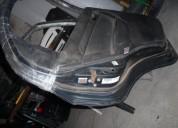 Chevrolet aveo 2010 puerta trasera izquierda.