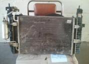 peugeot 206 2007 2.0 hdi 90cv radiador condensador