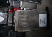 Meriva 2010 1.8 radiador  electro encausador, contactarse.