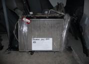 Peugeot 206 hdi radiador electro filtro a/a caños.