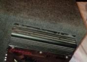 Excelente wofer potencia caja y cablesresivo tarje