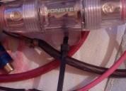 Excelente kit de cables moster ko-x4000w