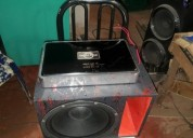 Vendo excelente audio car completo.