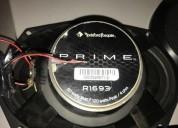 Parlantes 6x9 rockford fosgate prime r1693 60w rms