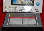 Estereo para auto 10x14 cm pantalla tactil