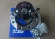 Excelente tapon combustible sparco racing cromado.