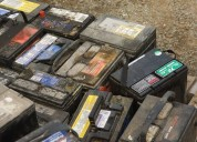 Excelente baterias 12x65 nueva garantia oferta