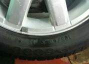 Excelente ruedas de chevrolet meriva