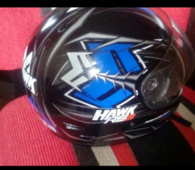Excelente Casco Hawk Rs3 Oferta