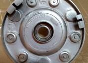 Excelente tapa de aluminio peugeot 206/207