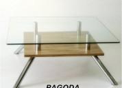 Mesas ratonas para el hogar y decoracion de interiores