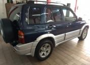 Suzuki grand vitara 2004 diesel impecable, contactarse.