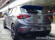 Fiat  argo 1.3 __ 1.8  financialo