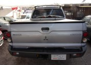 Excelente mitsubishi l200 out door 2010