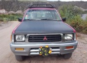 Mitsubishi l200 4x4 solo por esta semana