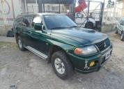 Mitsubishi nativa 2001 glx 2.5 tdi full full.