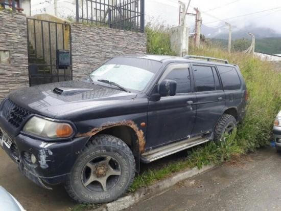 Vendo Permuto Mitsubishi Nativa 4x4, Contactarse.