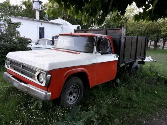Vendo O Permuto Excelente Dodge 100 Perkin 4