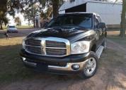 Excelente dodge ram 2500 tdi d/cab 4x4, 2008, diesel