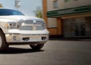 Dodge ram 1500 laramie 5.7 nafta v8 4x4 at 0km 2018, contactarse
