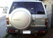 Excelente isuzu trooper v6 nafta at 2001