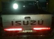 Excelente isuzu 2001 doble cabina diesel