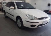 Vendo ford focus 2008 ambiente 1.6