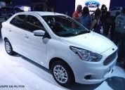 nuevo excelente ford kaa 2018