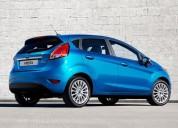 Ford fiesta kinetic desing 1.6l 120cv