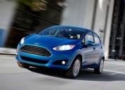 Ford fiesta kinetic desing s 1.6l 120cv nafta 5 puertas