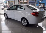 Ford ka   entrega pactada oficial