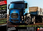 Ford cargo 2042 tractor, contactarse.