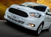 Ford ka 1.5 totalmente financiado