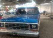 Ford f100, 1980, nafta y gnc, contactarse.