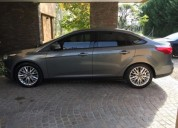 Vendo ford focus iii sedán se plus 2.0l duratec