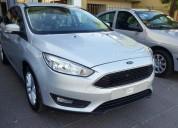 Ford focus s 0km 2018 5 puertas nafta full full, contactarse.