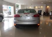 Ford focus titanium 4 puertas 2.0 mt 2018 0km entrega inmediata credito uva