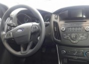 Ford focus s 1.6 mt 2018
