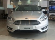 Ford focus titanium 4 puertas 2.0 mt