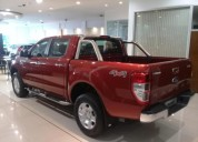 Ranger limited 4x4 doble cabina 3.2 automatica
