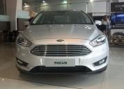 Ford focus titanium 4 puertas 2.0 mt 2018