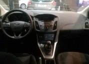Ford focus s 1.6 mt 2018 0km.