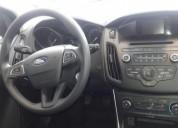 Ford focus s 1.6 mt financiamiento directo