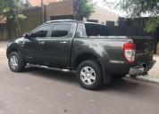 Vendo ford ranger limited automatica 4x4