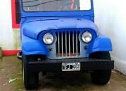 Vendo excelente jeep ika 1957 corto!!