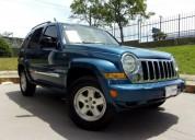 Oportunidad!. jeep cherokee 3.7 limited 4x4