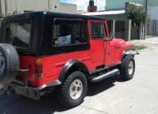 Vendo excelente jeep 221 listo para viajar 4x4